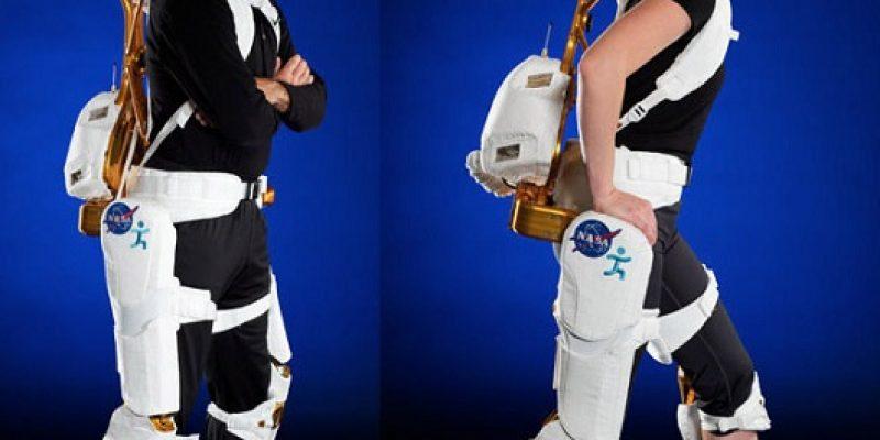 X1 nuevo Exoesqueleto de la Nasa
