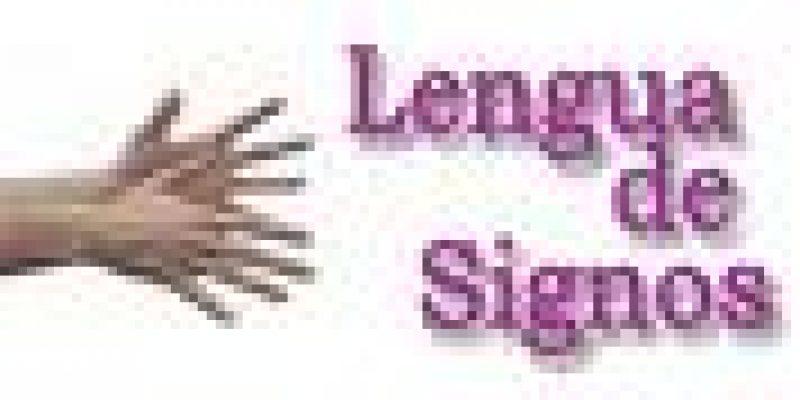 Lengua de Signos Española curso de comunicación Málaga 2013