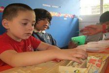 Niños autistas plan de apoyo educativo