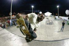 Og De Souza skater sin piernas