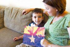 Autismo y cuidados del niño en una asociación de padres