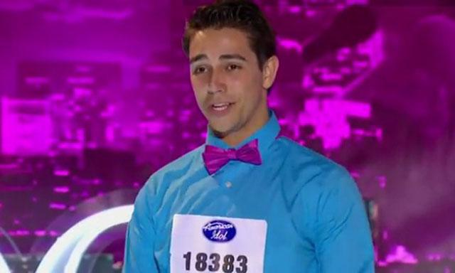 Joven tartamudo cautiva a jurado en casting de American Idol