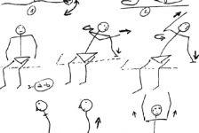 Distrofia muscular ejercicios de columna