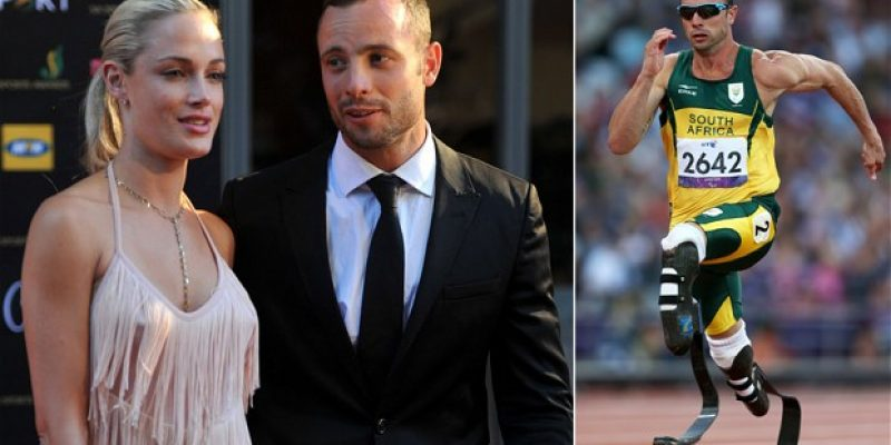 Velocista Oscar Pistorius es amante de las armas y paranoico