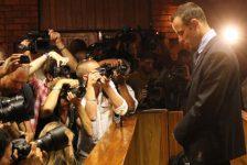Oscar Pistorius libre bajo fianza