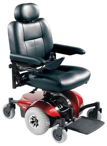 Silla de ruedas eléctrica manual del consumidor con lesión medular