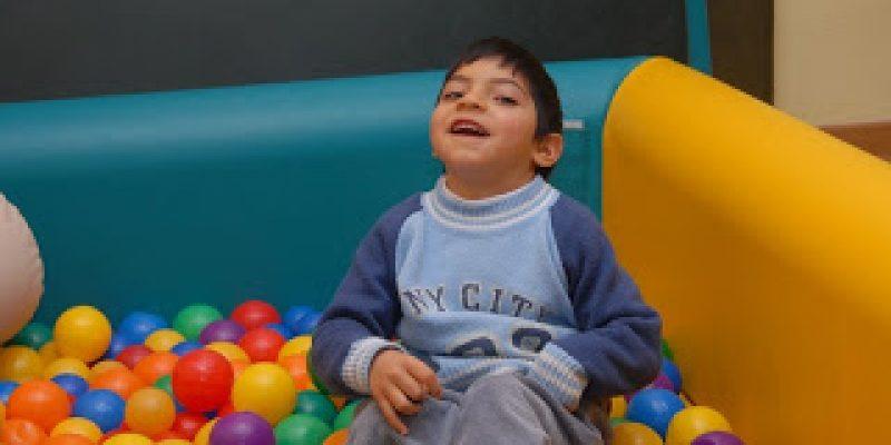 Discapacidad infantil Daño cerebral en el niño