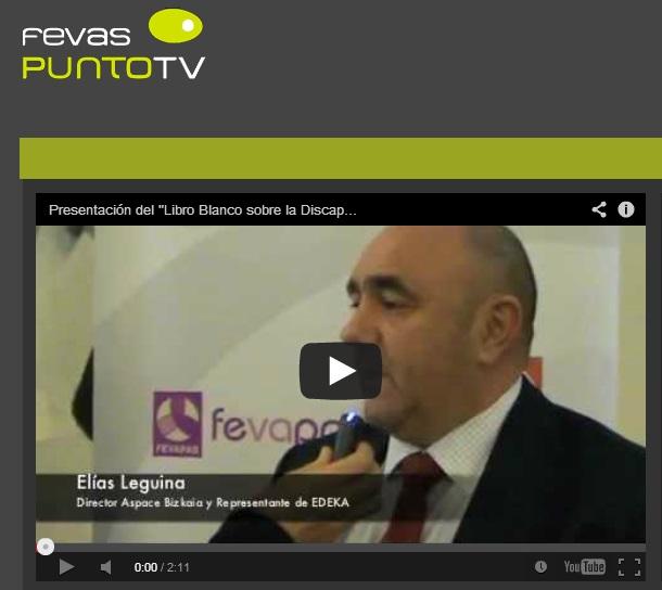 Fevas TV televisión online sobre temas de discapacidad