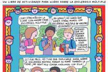 Sigue sonriendo libro de actividades sobre esclerosis múltiple para niños