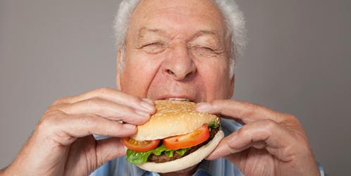 Enfermedad de Alzheimer y alimentación