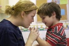 Día Mundial del Autismo el día Azul