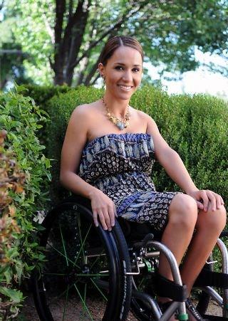 Discapacidad y superación historia de tamara Mena