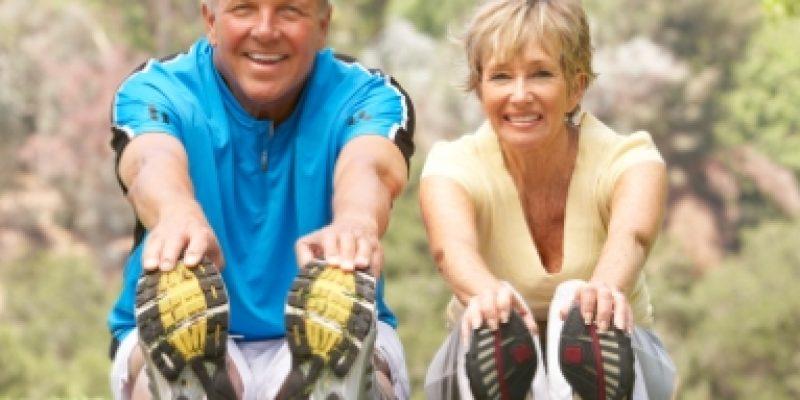Tercera edad beneficios de la actividad física