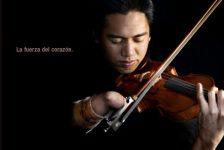 Discapacidad y superación el violinista de una mano