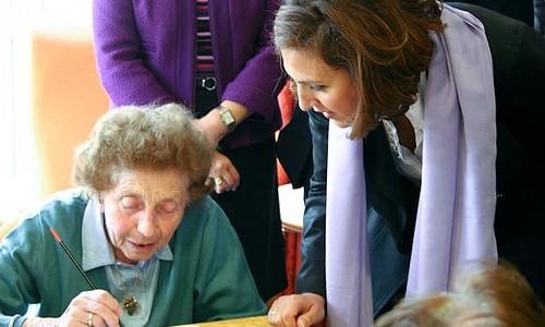 Alzheimer, enfermos y terapia