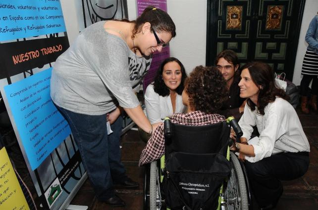 Guía para una mejor interacción con personas con discapacidad