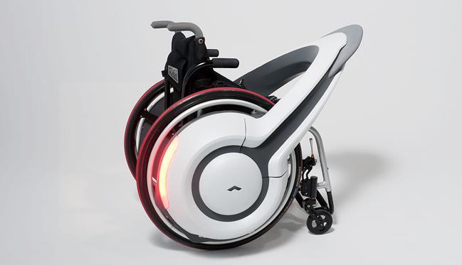 Dispositivo para silla de ruedas será lanzado en 2014