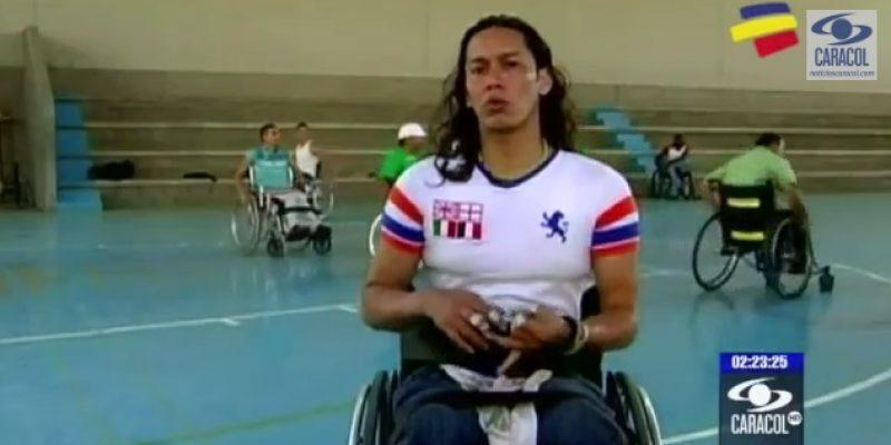 Pandillaje discapacidad y superación histopria de Elías Doncel