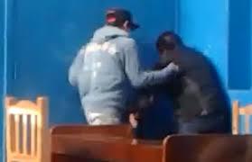 Joven discapacitado golpeado en Argentina informe sobre Bullying
