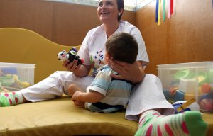 Parálisis Cerebral en niños guía de estimulación temprana
