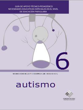 Autismo guía pedagogica preescolar