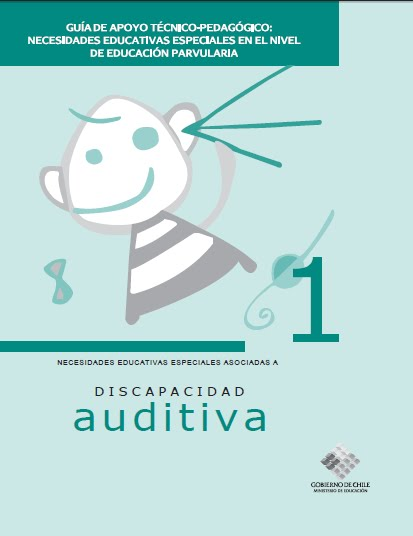 Discapacidad auditiva guía pedagogica preescolar