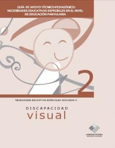 Discapacidad visual guia pedagogica preescolar