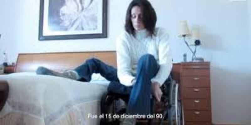 Vidas un documental sobre personas con discapacidad