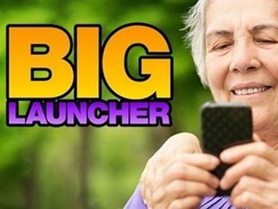Aplicacion que simplifica Smartphones para personas mayores