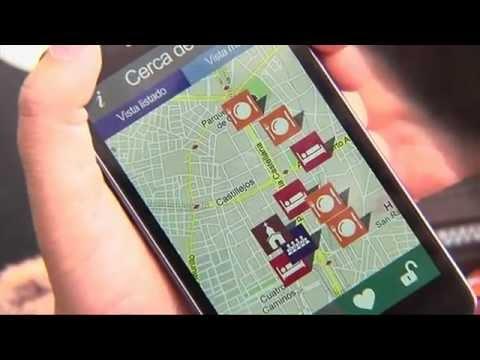 Aplicacion que ubica zonas accesibles en España