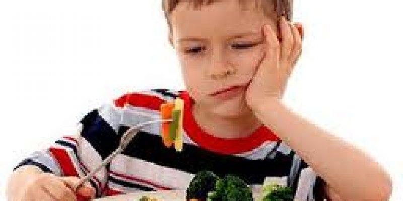 Autismo y problemas de alimentacion