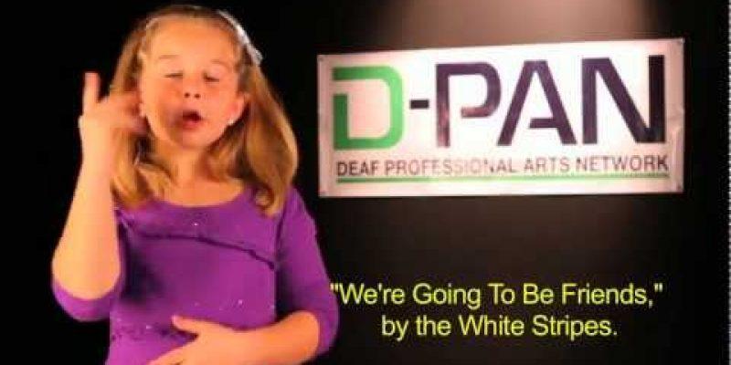 Cancion en lengua de señas da la vuelta al mundo