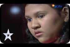 Cantante invidente sorprende con su voz en concurso de talentos