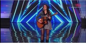 Cantante supera depresion y audiciona en concurso de talento