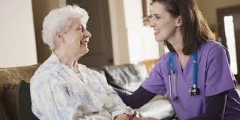 Cuidados del anciano en casa