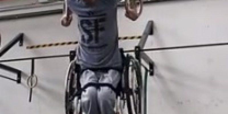 Discapacitado? despues de este video pensarás diferente