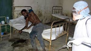Ebola origen de un mortal virus