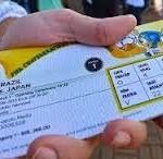 Entradas para discapacitados Mundial de Futbol Brasil 2014