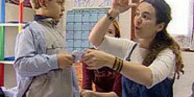 Discapacidad auditiva estrategias educativas para alumnos sordos