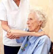 Fisioterapia en ancianos con disfuncion respiratoria