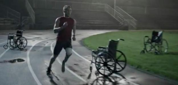 Juegos paralimpicos impresionante spot publicitario