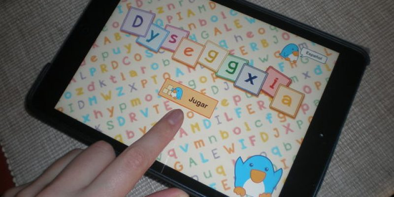 Juego educativo para niños con dislexia