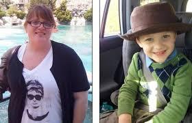 Madre mata hijo autista lanzandolo de puente