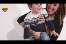 Madres hablan de sus hijos con discapacidad