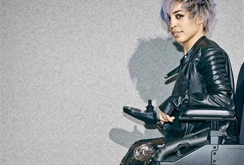 Nordstrom muestra modelos con discapacidad en sus catalogos