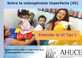 Osteogenesis imperfecta tipo I información basica