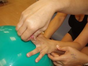 Paralisis cerebral infantil metodo Bobath