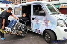 Policias asistiran a discapacitados en comicios seccionales Ecuador 2014