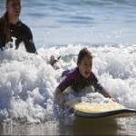 Surf como terapia para chicos autistas