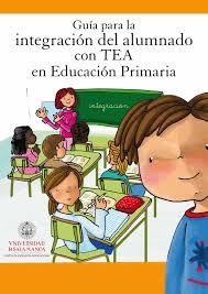 TEA guía de integración en educacion primaria